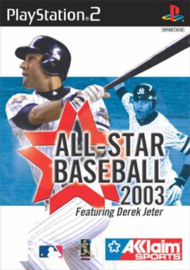 All-Stars Baseball 2003  (PS2 tweedehands game)