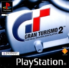 Gran Turismo 2 (PS1 tweedehands game)
