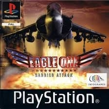 Eagle One Harrier Attack  Value series (PS1 tweedehands game)