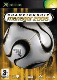 Championship Manager 2006 zonder boekje (Xbox used game)