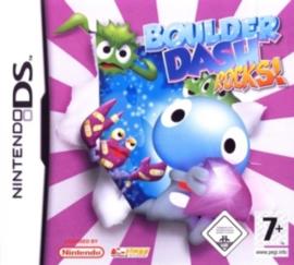 Boulder Dash Rocks! (Nintendo DS nieuw)
