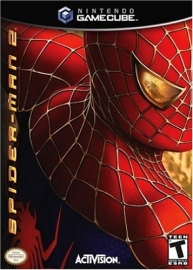 Spider-man 2 players choice beschadigde cover (Gamecube Used Game)