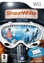 Shaun White Snowboarding Road trip (wii used game)