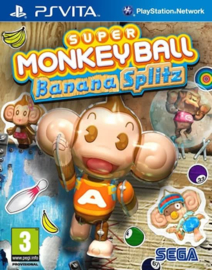 Super Monkey Ball Banana Splitz (ps Vita tweedehands game)