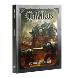 Warhammer Adeptus Titanicus The Horus Heresy (Warhammer nieuw)