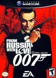 From Russia with Love zonder boekje (gamecube used game)