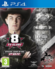 8 to Glory Bullriding (ps4 nieuw)