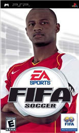 Fifa Soccer (psp used game)