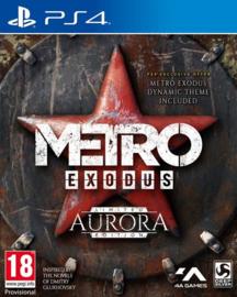 Metro Exodus Aurora Edition  (ps4 nieuw)