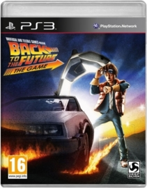 Back to the Future zonder boekje (ps3 used game)