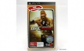 UFC Undisputed 2010 Essentials (psp used game)