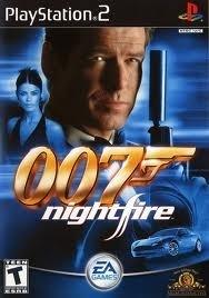 James Bond 007 Nightfire zonder boekje (ps2 used game)