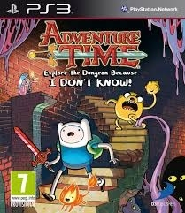 Adventure Time Explore the Dungeons Because I don't know (ps3 nieuw)