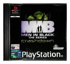 Men in Black the Series Crashdown (ps1 tweedehands game)
