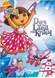 Nickelodeon Dora Saves the Crystal Kingdom (Nintendo wii tweedehands game) (Engels)