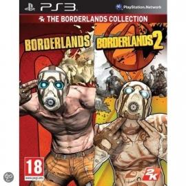 The borderlands collection  (ps3 nieuw) borderlands 1 en 2