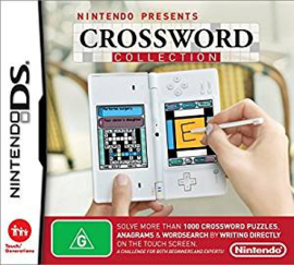 Crosswords collection (Nintendo DS nieuw)