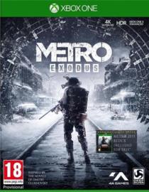 Metro Exodus plus Metro 2033 Redux (Xbox One nieuw)