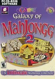 Galaxy of Mahjongg 2 (pc game nieuw)