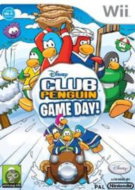 Disney Club Penguin Game Day! (Nintendo Wii tweedehands game)