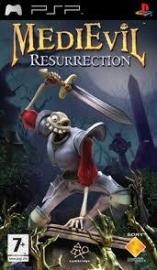 Medievil Resurrection Essentials(psp tweedehands game)