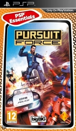 Pursuit Force essentials (psp used game)