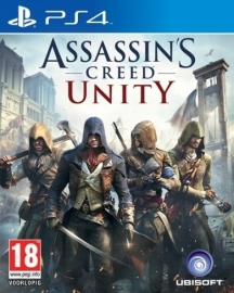 Assassin's Creed Unity limited edition (ps4 nieuw)