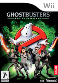 Ghostbusters the videogame zonder boekje (Nintendo Wii Tweedehands Game)