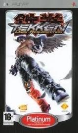 Tekken Dark Resurrection platinum zonder boekje (psp used game)