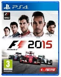 F1 2015 zonder boekje (ps4 tweedehands game)