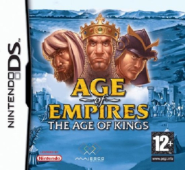Age of Empires The Age of Kings (DS tweedehands game)