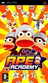 Ape Academy (psp used game)