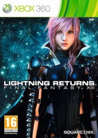 Final Fantasy Lightning Returns (xbox 360 nieuw)