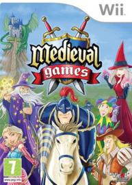 Medieval Games (Wii tweedehands game)