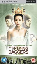 House of flying daggers (psp tweedehands film)