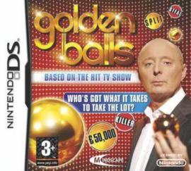 Golden Balls (Nintendo DS nieuw)