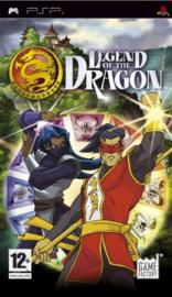 Legend of the Dragon (psp tweedehands game)