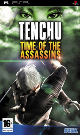 Tenchu Time of the Assassins (psp used game)