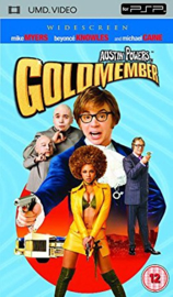 Austin Powers Goldmember (psp film tweedehands)