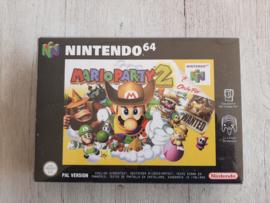 Mario Party 2 (Nintendo 64 tweedehands game)