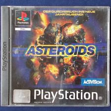 Asteroids (PS1 tweedehands game)