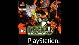 Lego Rock Raiders (Spaans) (PS1 tweedehands game)