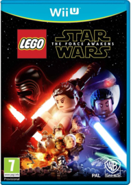 Lego Star Wars the force awakens (Wii U nieuw)