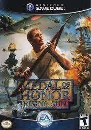 Medal of Honor Rising Sun  (gamecube tweedehands game)