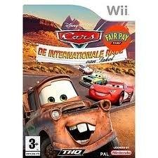 Disney Pixar Cars Mater-National Championship (wii used game)