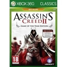Assassins Creed II game of the year Classics (xbox 360 tweedehands game)