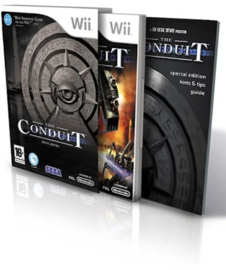 The Conduit Special Edition (wii used game)