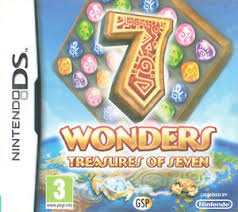 7 Wonders Treasures of Seven (Nintendo DS nieuw)