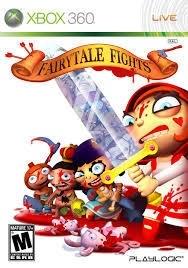 Fairytale Fights (xbox 360 nieuw)