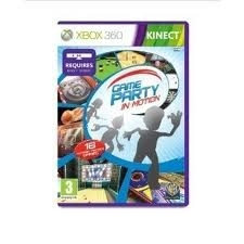 Game Party in Motion (Xbox 360 Kinect nieuw)